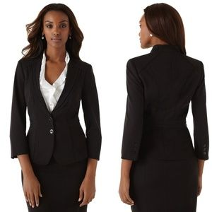 White House Black Market Seasonless Blazer
